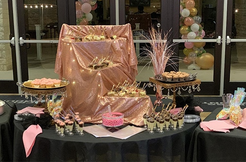 catering event by coco bistro sa